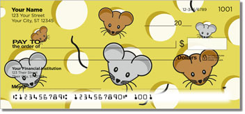 Mousey Personal Checks