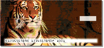 Zoo Animal Personal Checks