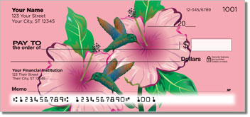 Hummingbird Personal Checks