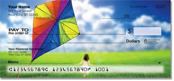 Colorful Kite Checks