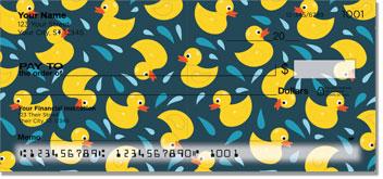 Rubber Duck Personal Checks