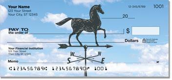 Weather Vane Personal Checks
