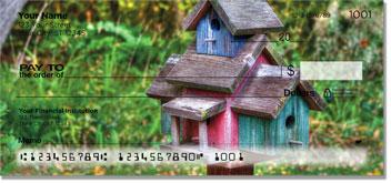 Unique Birdhouse Checks
