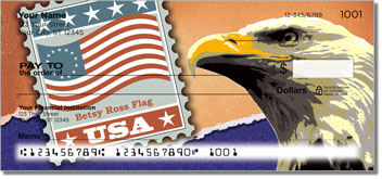 Flag Stamp Checks