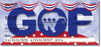 Republican Party Personal Checks