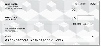 Extruded Blocks Checks