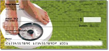 Weight Loss Personal Checks