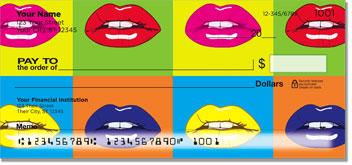 Pop Art Personal Checks