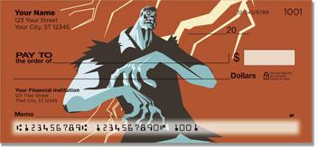 Movie Monster Personal Checks