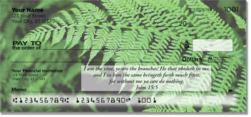 Holy Scripture Personal Checks