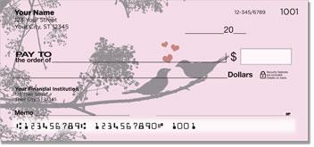 Love Bird Checks