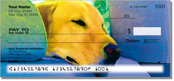 Dog & Cat Personal Checks