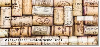 Cork Collection Personal Checks