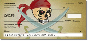 Pirate Personal Checks