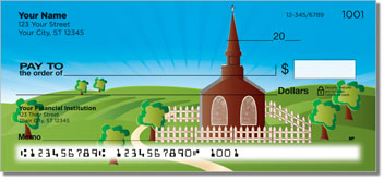 Church Personal Checks