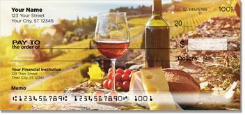 Wine & Cheese Checks