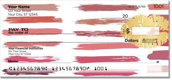 Lipstick Personal Checks