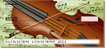 Musical Instrument Personal Checks