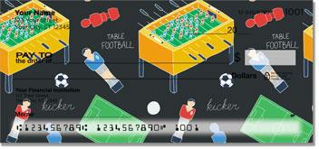 Foosball Personal Checks