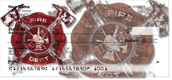 Firefighter Hero Personal Checks