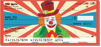 Circus Act Personal Checks