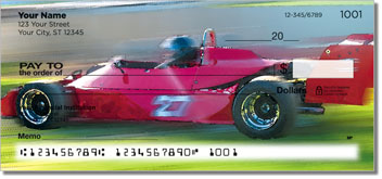 Car Racing Personal Checks