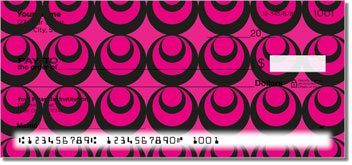 Pink Party Checks