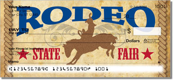 Rodeo Personal Checks