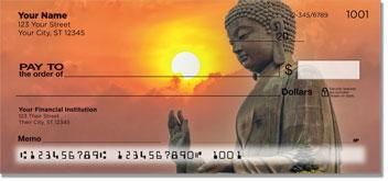 Buddha Personal Checks