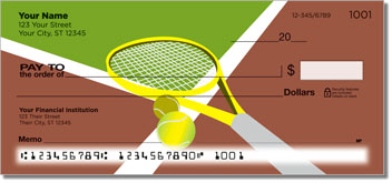 Tennis Pro Personal Checks