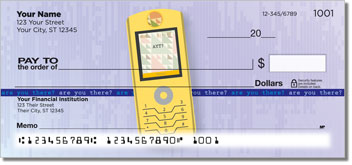 Text Message Personal Checks