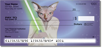 Pets in Costume Personal Checks