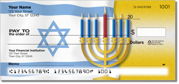 Jewish Tradition Personal Checks