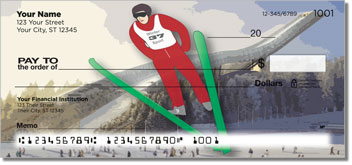 Ski Jumper Personal Checks