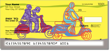 Motor Scooter Personal Checks