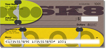 Skateboarding Personal Checks