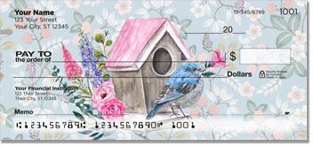 Fancy Birdhouse Checks