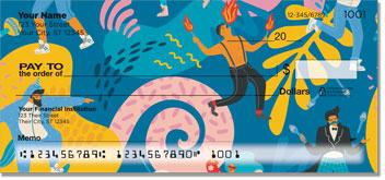 Carnival Fun Personal Checks
