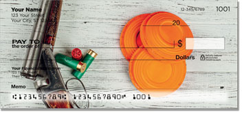 Trap Shooting Personal Checks