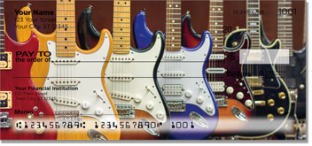 Electric Guitar Personal Checks