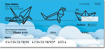 Origami Checks