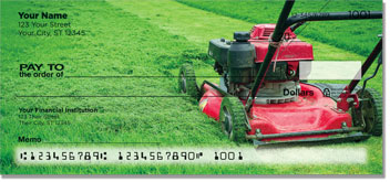 Lawn Care Personal Checks