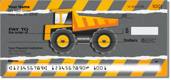 Construction Truck Personal Checks