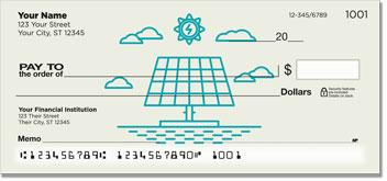 Alternative Energy Personal Checks
