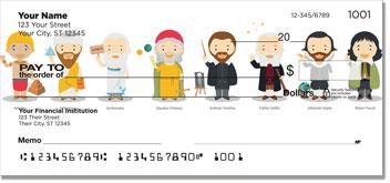 Great Inventors Personal Checks