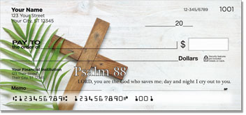Psalms Personal Checks