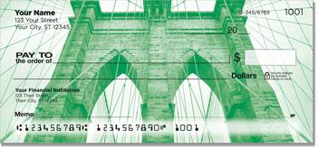 Artistic Architecture Personal Checks