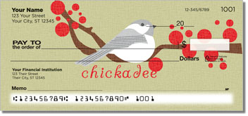 Chickadee Personal Checks