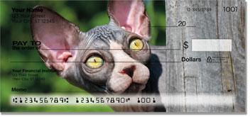 Sphynx Cat Personal Checks