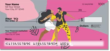 Salsa Dancing Personal Checks